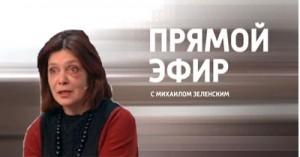 Прямой эфир. Журналистка избита сотрудником милиции