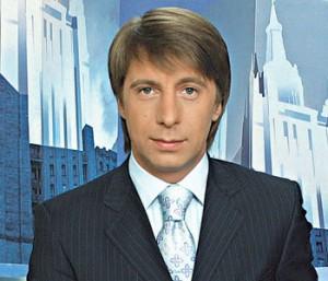 Михаил Зеленский - ведущий Вести