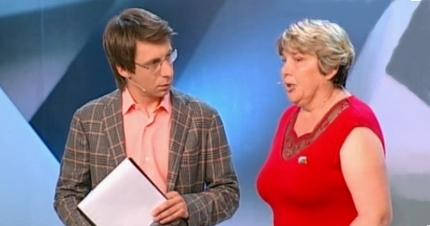 Михаил Зеленский и Анна Бешенцева