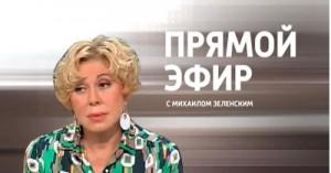 Прямой эфир 26.05.11. Конфликт Успенкой и Резника