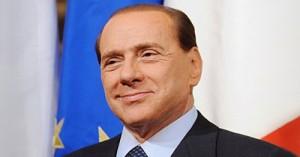 Сильвио Берлускони отмечает 75-летие