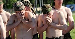 Солдата убили в армии
