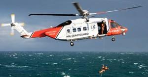 Поиск российских моряков в Ирландском море