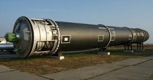 Баллистические ракеты в огороде
