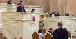 В Петербурге подписан закон о геях