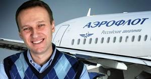 Алексея Навального включили в состав совета директоров Аэрофлота