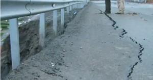 Во Владивостоке завели дело по факту размыва трассы