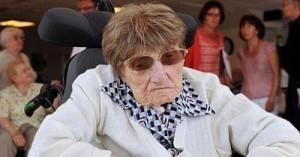 Во Франции умерла старейшая жительница Европы