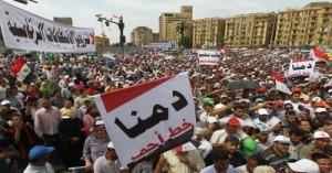 В Каире требуют смертной казни для Мубарака