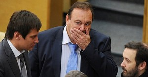 Госдума предложила сдать мандаты Пономареву и Гудковым