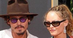 Джонни Депп расстался с Ванессой Паради после 14 лет отношений