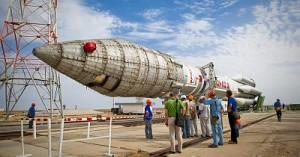 Роскосмос отменил запуск «Протон-М» из-за технических проблем