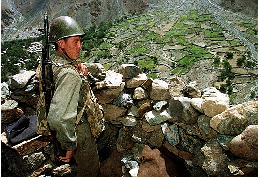С казахстанской погранзаставы сбежали 11 солдат-срочников