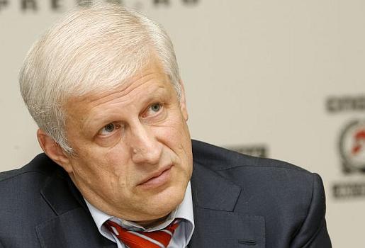 Фурсенко ушел в отставку