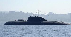 Подводная лодка России у берегов США