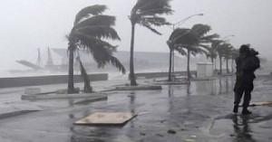 В США бушует ураган