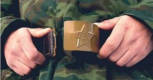 Студентов военных кафедр хотят отправлять в армию на каникулы