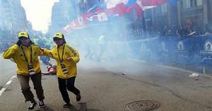 Бостонский марафон в США закончился трагедией