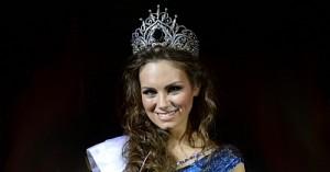 На конкурсе Мисс Москва-2013 победила студентка МГУ