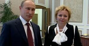 Президент владимир Путин с супругой Людмилой объяснили причину развода