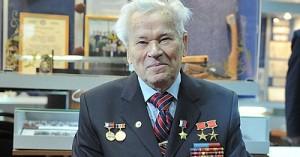 Скончался оружейный конструктор Михаил Калашников