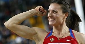 Олимпийская чемпионка по прыжкам с шестом Елена Исинбаева стала мамой