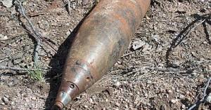 Украинские боеприпасы упали на территорию России и повредили здание КПП