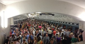 Авария в московском метро: погиб 21 человек