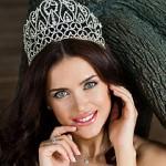Петербургская красавица Юлия Ионина выиграла конкурс