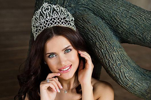 Юлия Ионина выиграла конкурс Миссис мира 2014