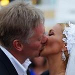 Татьяна Навка и Дмитрий Песков сыграли свадьбу в Сочи