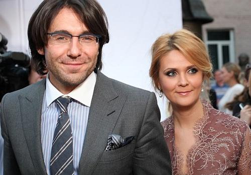 Андрей Малахов с женой Натальей Шкулевой